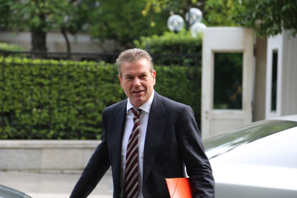 Υπόμνημα προς τον κ. Αναστάσιο Πετρόπουλο, Υφυπουργό Κοινωνικής Ασφάλισης
