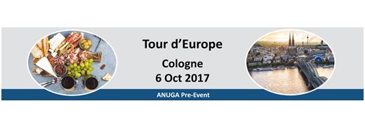 Tour d' Europe Anuga Pre – Event 2017 – Διεθνής εκδήλωση επιχειρηματικών συναντήσεων στον τομέα των τροφίμων & ποτών στην Αnuga, Κολωνία