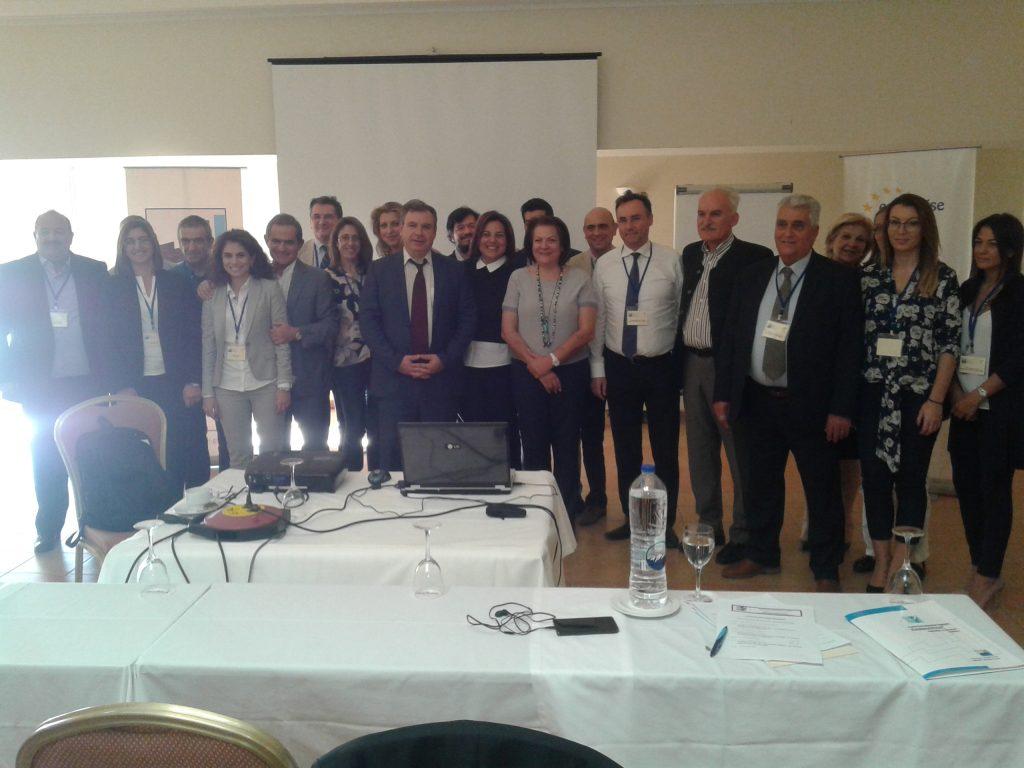 Πραγματοποίηση 13ου Ετήσιου Επιχειρηματικού Συμποσίου Θεσσαλίας και Κεντρικής Ελλάδος