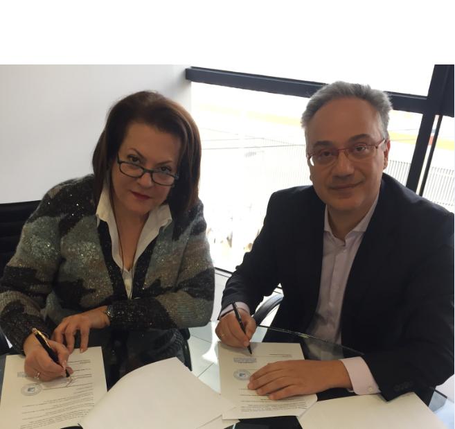 Υπογραφή Πρωτοκόλλου Συνεργασίας μεταξύ του Enterprise Europe Network-Hellas του ΣΒΘΚΕ και της Πρωτοβουλίας ΕΛΛΑ-ΔΙΚΑ ΜΑΣ