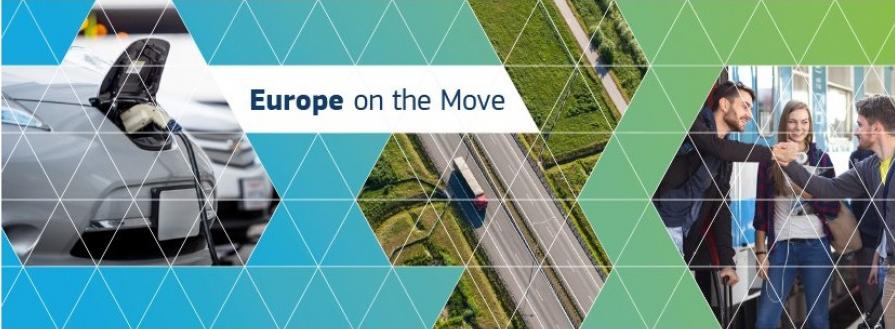 Η Ευρώπη σε κίνηση: η Επιτροπή ολοκληρώνει το θεματολόγιό της για ασφαλή, καθαρή και συνδεδεμένη κινητικότητα