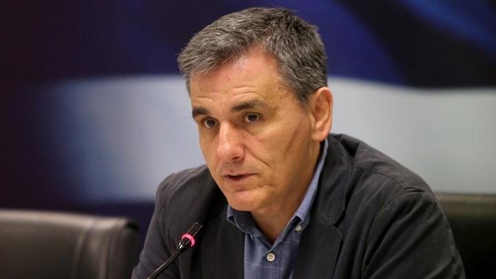 Υπόμνημα προς τον κ. Ευκλείδη Τσακαλώτο, Υπουργό Οικονομικών