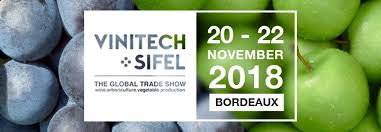 B2B ViniTech-Sifel 2018 International Business Meetings