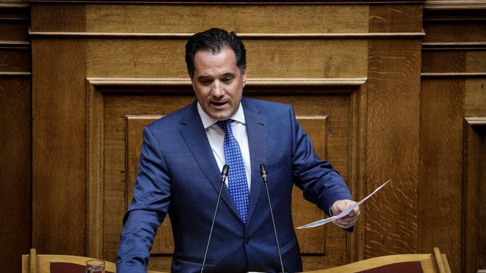 Υπόμνημα του ΣΒΘΣΕ προς τον κ. Άδωνι Γεωργιάδη, Υπουργό Ανάπτυξης & Επενδύσεων, 3-4-2020