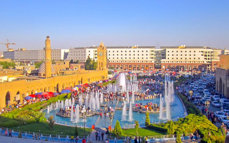 Κατασκευαστική Έκθεση στο Ερμπίλ, Ιράκ, 25-28 Φεβρουαρίου 2020