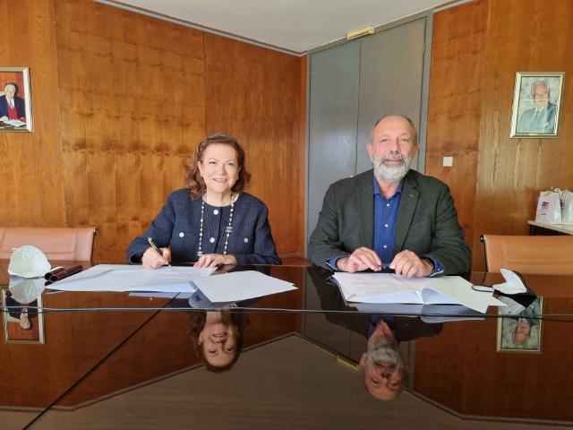Υπογραφή Πρωτοκόλλου Συνεργασίας μεταξύ Πανεπιστημίου Θεσσαλίας-ΣΒΘΣΕ
